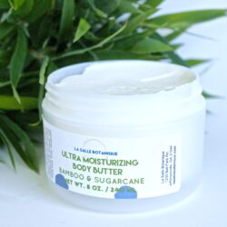 body butter Bamboo & Sugarcane